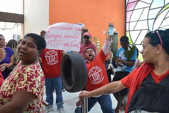 MTSTtem atualmente mais de 7 mil famílias à espera de um teto no GDF, sendo mais de 4 mil delas somente na Ceilândia
