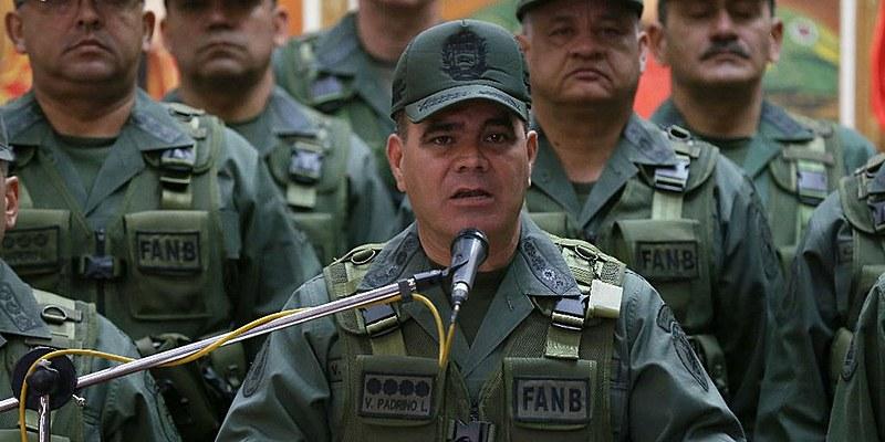 """López falou à imprensa e classificou tentativa de golpe como """"ato terrorista"""" de uma oposição """"golpista e selvagem"""""""