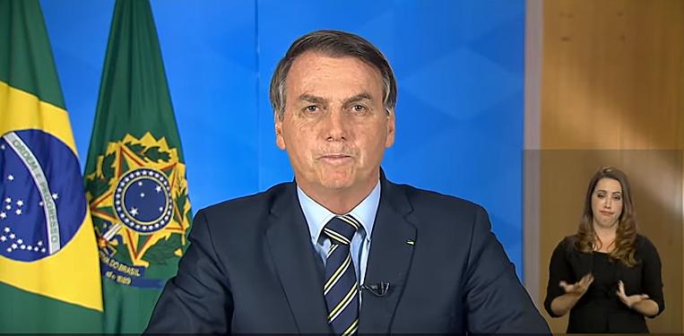 jair bolsonaro presidente coronavirus