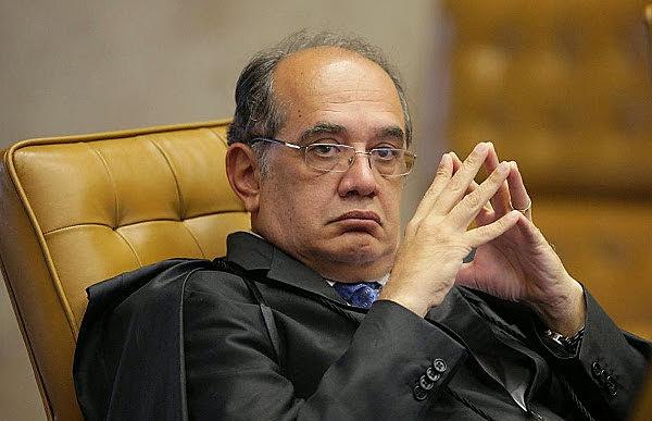 Para Gilmar Mendes,  parte dos seus colegas no STF vota sob a batuta do JN e da Folha