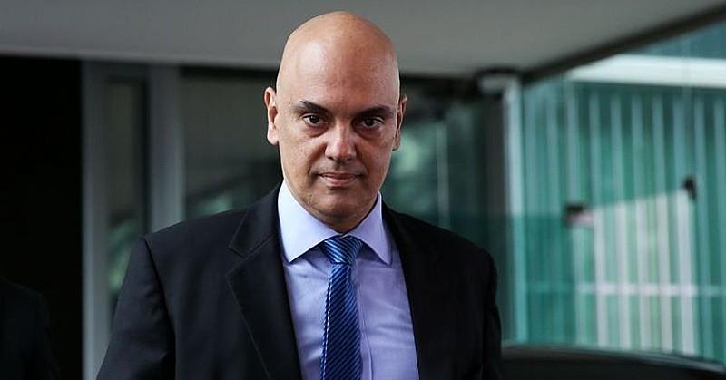 Moraes, que está licenciado do cargo de ministro da Justiça, ocupará a vaga de Teori Zavascki, morto em um acidente de avião em janeiro