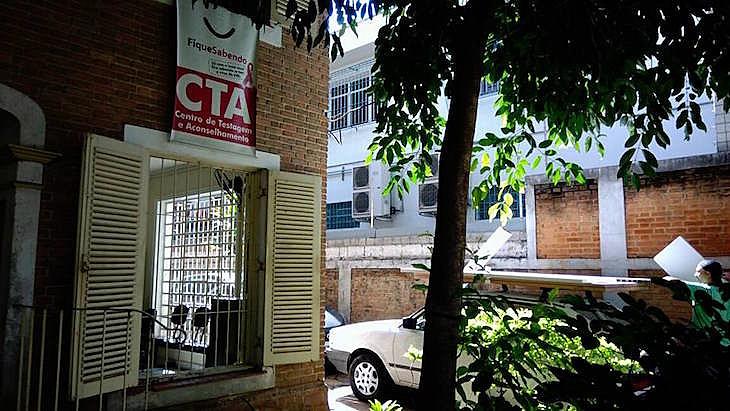 Localizado estrategicamente, o CTA Santo Amaro, na zona sul da capital paulista, recebe 6.500 pessoas por ano