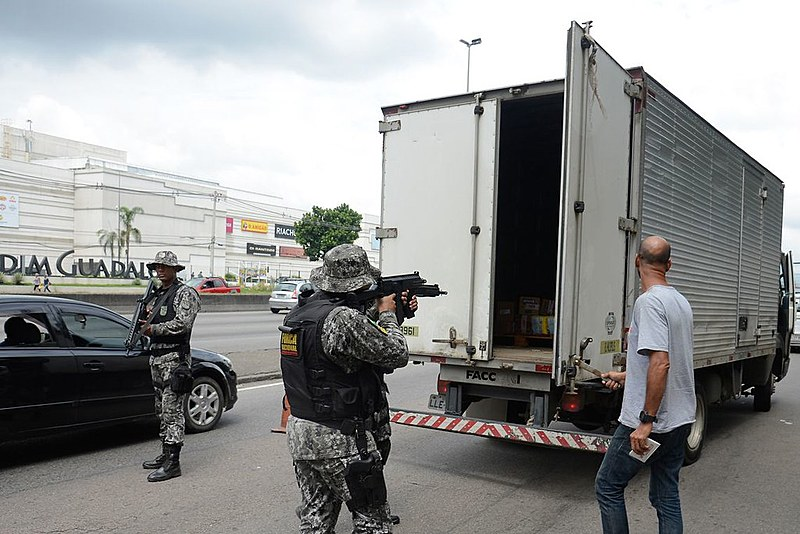 Intervenção militar no Rio de Janeiro completa dez meses em dezembro.