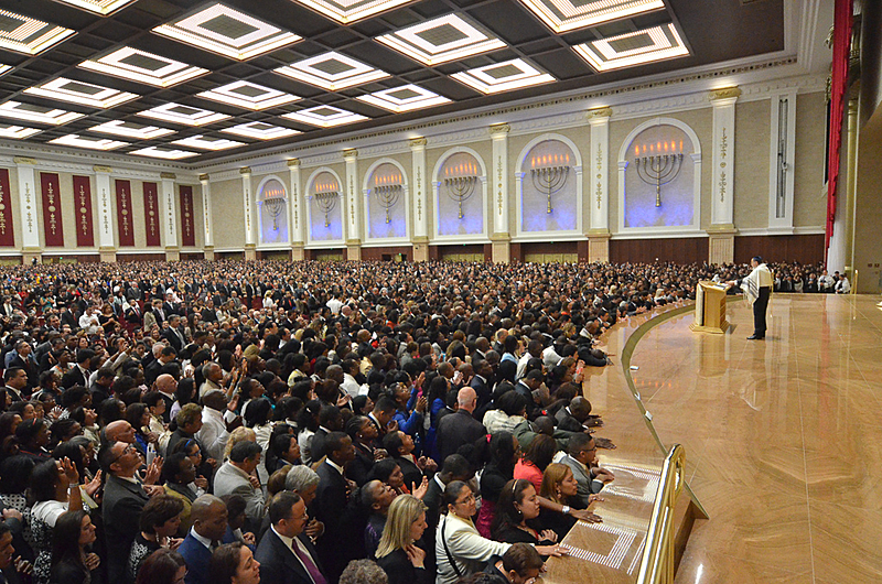 Cultos, missas e encontros religiosos são proibidos pela | Geral