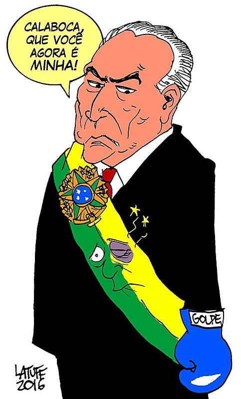 Com poucos dias de gestão, o chefão do golpe já se movimenta com o objetivo de ter o sinal verde do Congresso para sancionar reformas trabalhistas e previdenciárias, necessárias hoje para o capitalismo