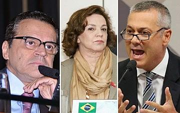 Alves, Fátima e Osório levaram mais desgaste ao governo de Michel Temer