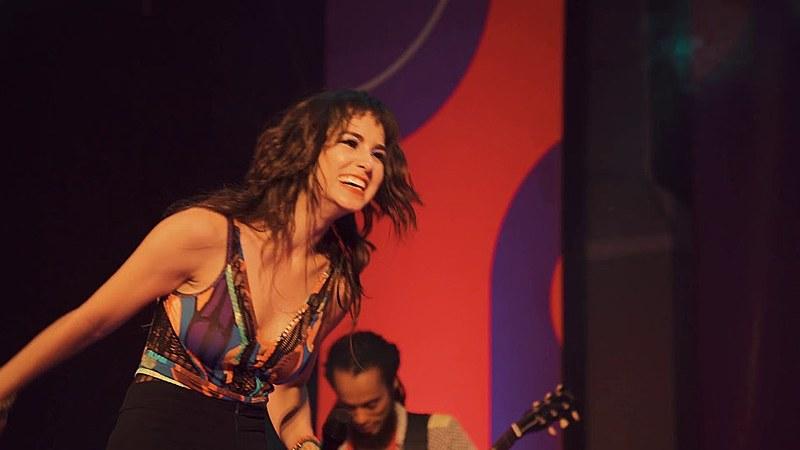 """Além dos novos projetos,  a cantora segue apresentando o que já criou, como o disco """"Virado na Jiraya"""""""