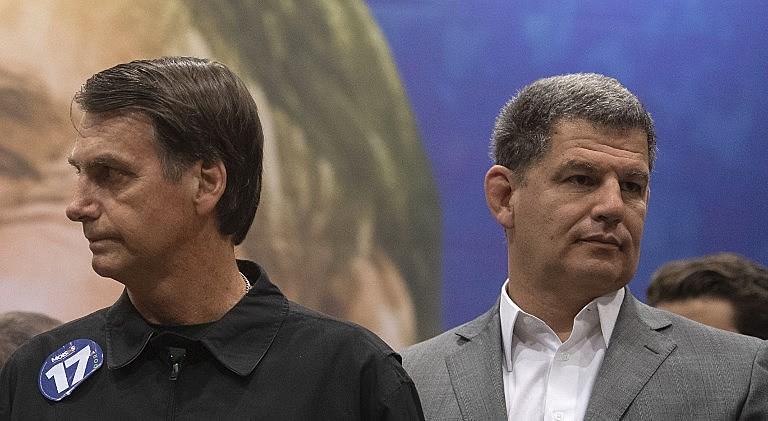 Depois de quase uma semana de crise, Gustavo Bebianno é exonerado