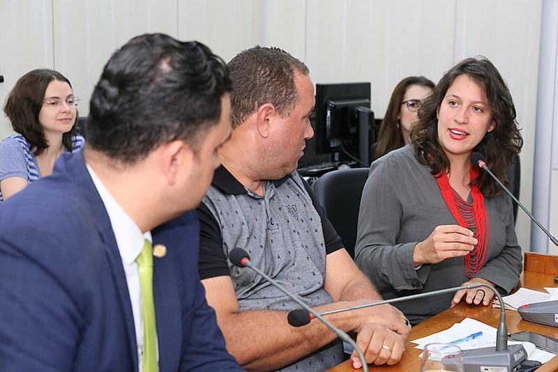 No dia 22 de setembro, vereadores irão à Brasília entregar o relatório aos deputados federais e senadores