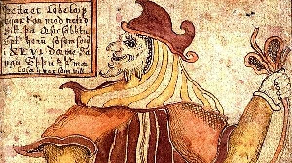 Loki é um dos mais conhecidos deuses da mitologia nórdica, considerado um símbolo da maldade e da mentira