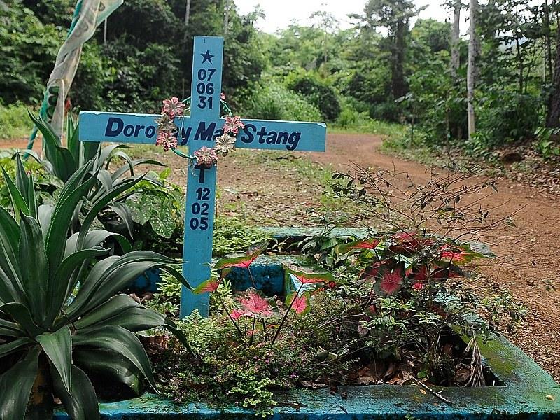 Missionára Dorothy Stang foi assassinada em 2005 no Pará e é um dos símbolos da violência na região