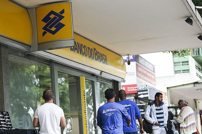 Movimento é contra a inclusão do Banco do Brasil no Programa Nacional de Desestatização (PND)