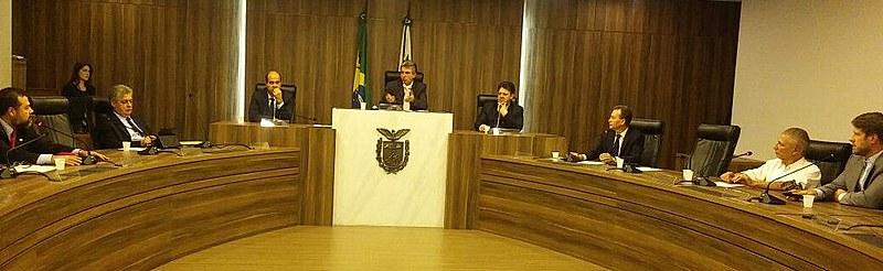 Deputados estaduais criaram Frente Parlamentar pelas Diretas-Já no último dia 29, durante reunião na Assembléia Legislativa do Paraná