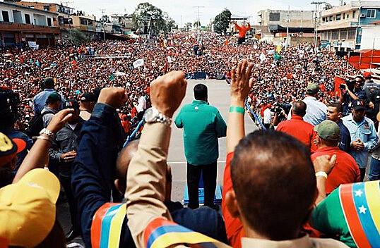 As eleições do dia 21 de maio reelegeram Nicolás Maduro, mesmo com a tentativa de deslegitimação e boicote de outros países