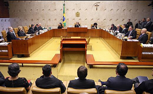 Plenária do STF