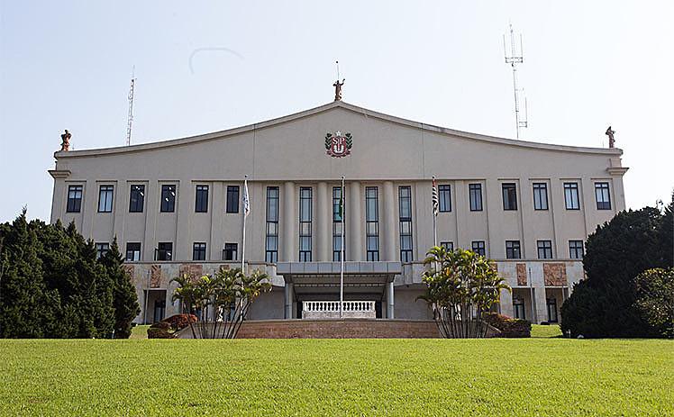 Em SP, sede do governo está localizada no Palácio dos Bandeirantes, na zona sul da capital