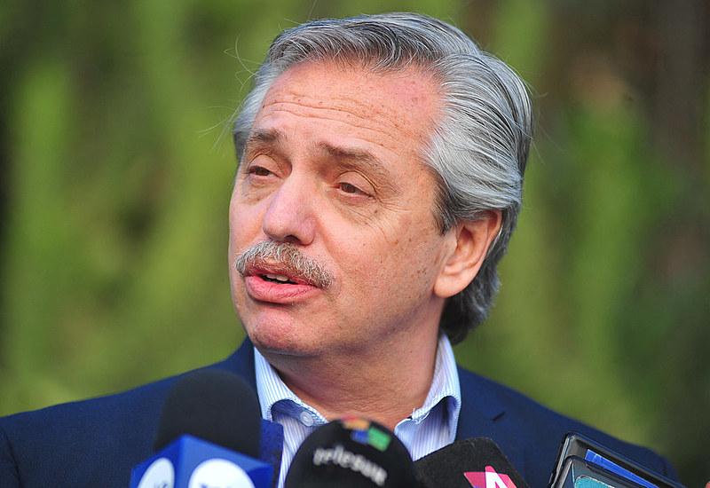 Alberto Fernández é o favorito para vencer o pleito que ocorre em outubro