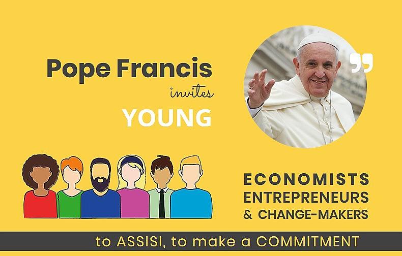 Papa convoca jovens, economistas e ativistas para debater uma novo modelo econômico para a humanidade