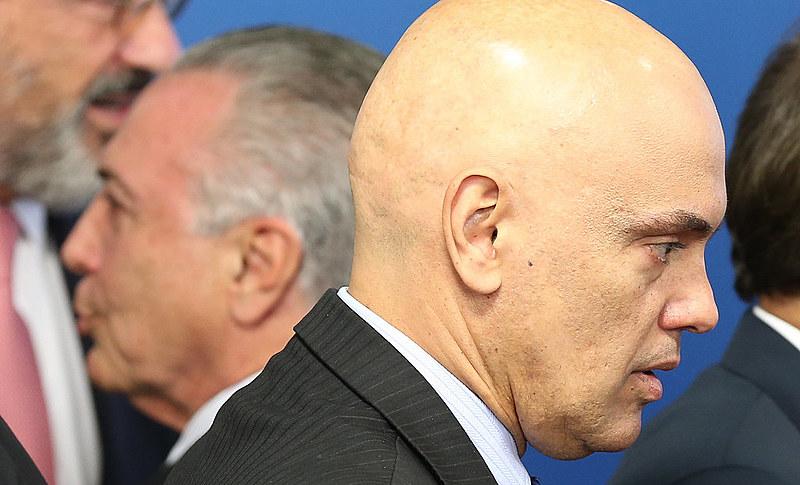 Defesa pede que reclamação constitucional seja remetida à Segunda Turma. Moraes integra a Primeira