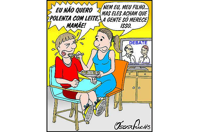 Prognósticos para o próximo governo, de Eduardo Leite, não animam.