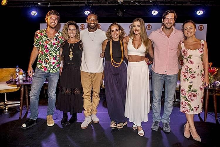 A novela que será gravada em Salvador, na Bahia, é composta por elenco majoritariamente branco