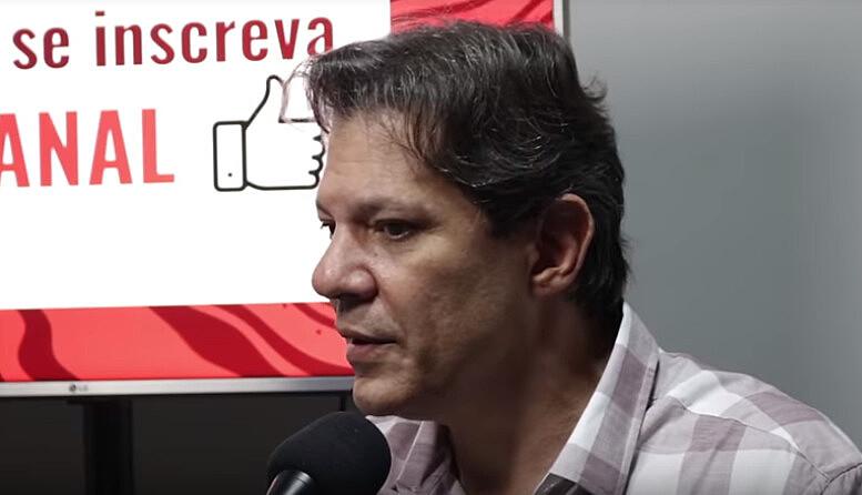Fernando Haddad, ex-ministro da Educação