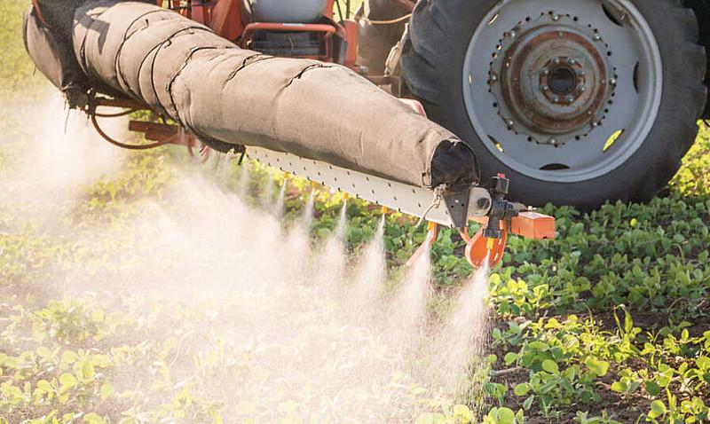 o Brasil é um dos maiores consumidores de agrotóxicos do mundo