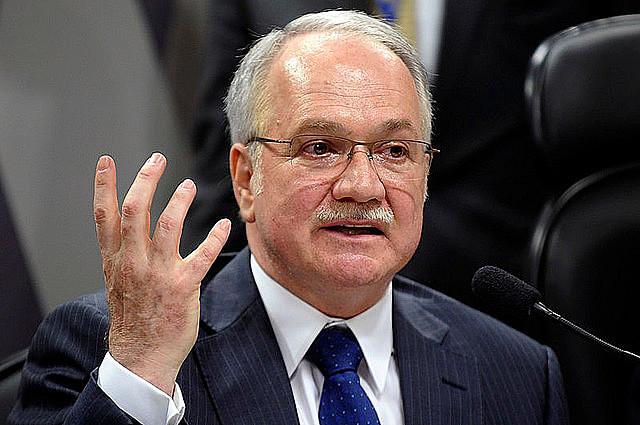 Brazil's Supreme Court Justice Edson Fachin