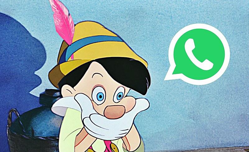 Whatsapp é principal meio de distribuição de notícias falsas pela internet