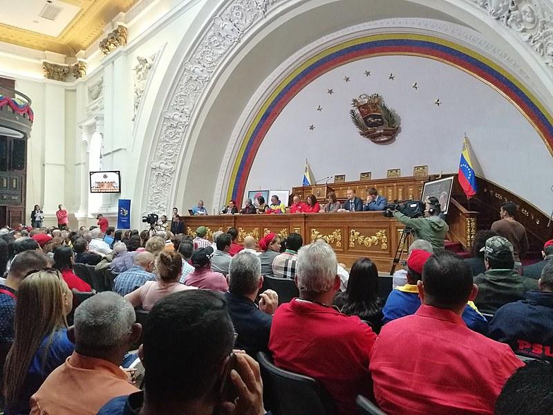 Deputados e senadores estrangeiros querem articular ação conjunta em defesa da Venezuela