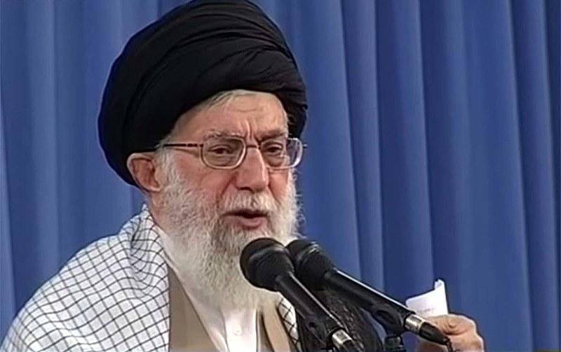 """Aiatolá Khamenei classifica presença dos Estados Unidos no Oriente Médio como uma """"fonte de corrupção"""""""