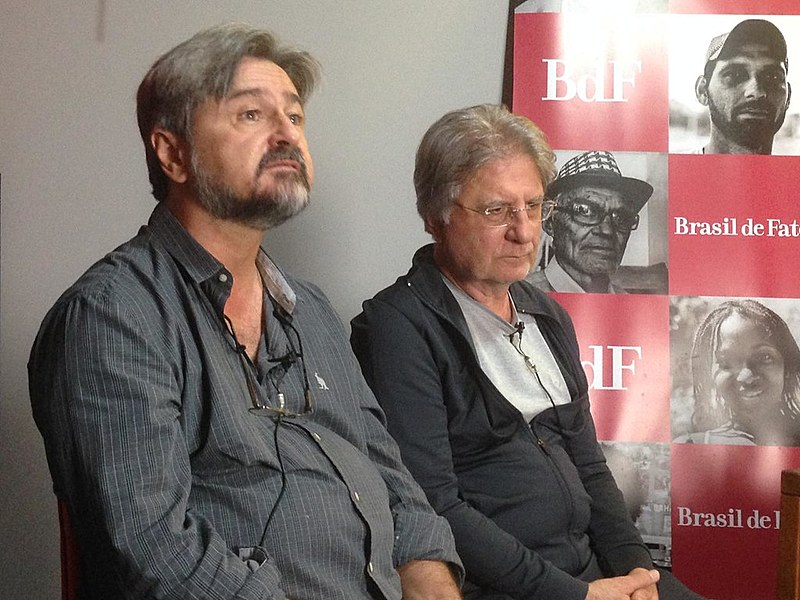 Ricardo Gebrim e Armando Boito