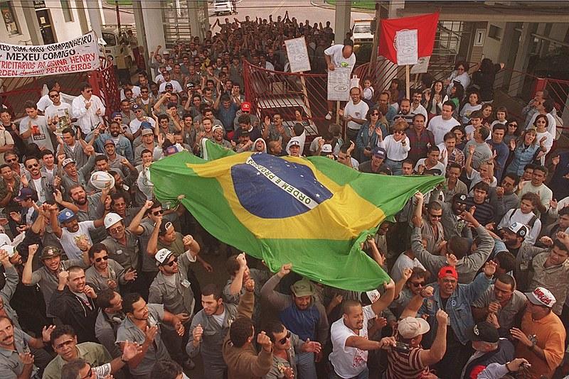 A greve está sendo construída a partir do processo de mobilização dos trabalhadores
