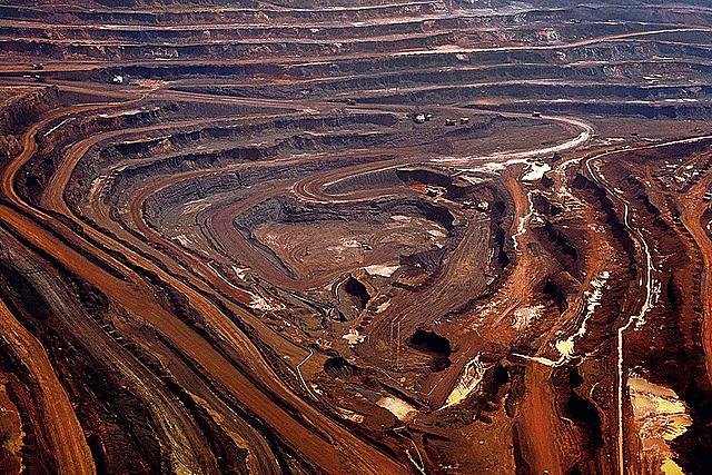En el 2015, el municipio de Parauapebas (PA) tuvo la mayor recaudación de royalties por explotación minera en Brasil