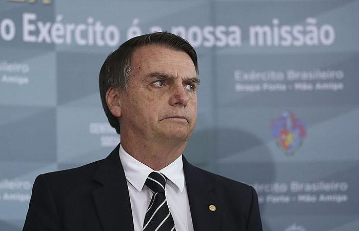 Jair Bolsonaro foi eleito em outubro de 2018