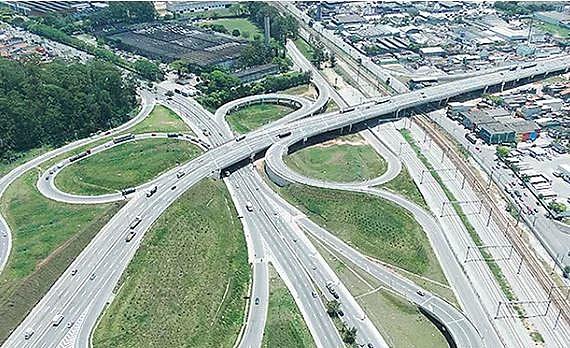 Criada em 1969, a Dersa era responsável pela elaboração de projetos de engenharia na área de transportes