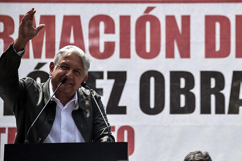 Eleito presidente do México, Lopez Obrador afirma que enfrentará as políticas neoliberais e dará preferência aos pobres e humildes