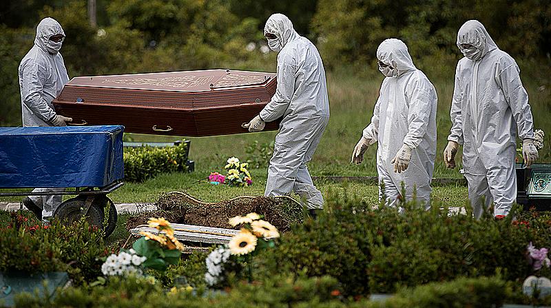 Número de mortos pela covid-19 chega a 4205 no Brasil, com | Saúde