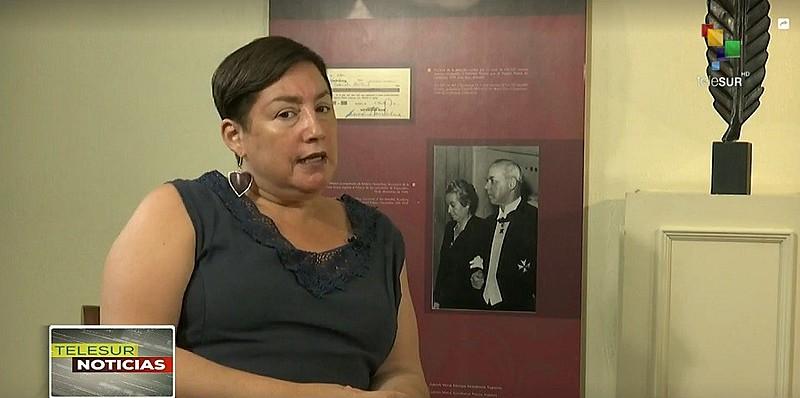Beatriz Sánchez diz que Frente Ampla será oposição, mesmo que Guillier ganhe