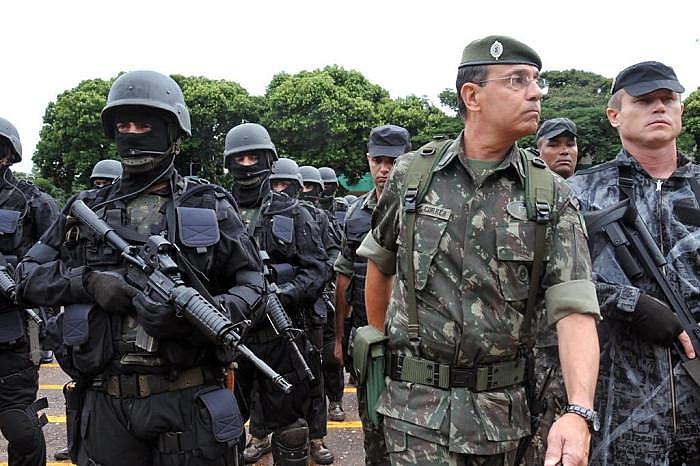 General da reserva João Carlos Jesus Corrêa, atual presidente do órgão