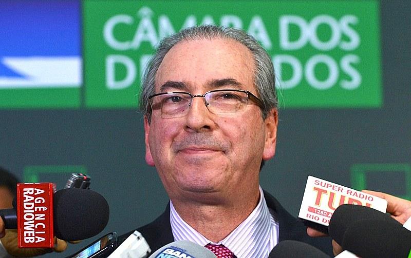 Cunha liderou o golpe contra Dilma
