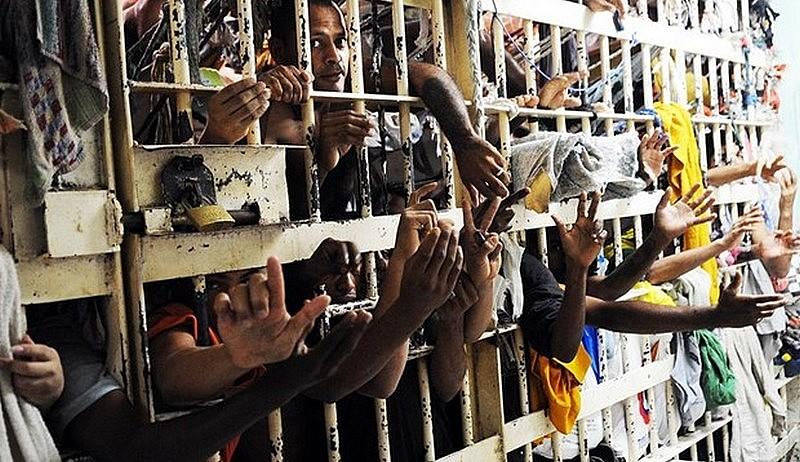 41,5% da população carcerária brasileira ainda não foi julgada
