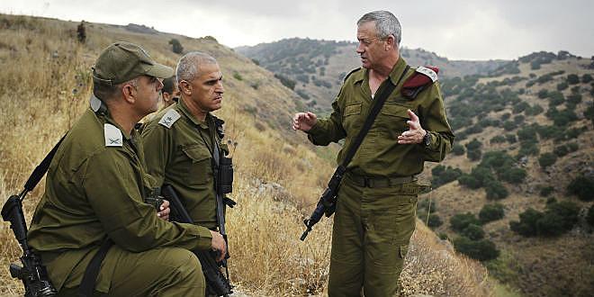 Soldados israelenses em 2015