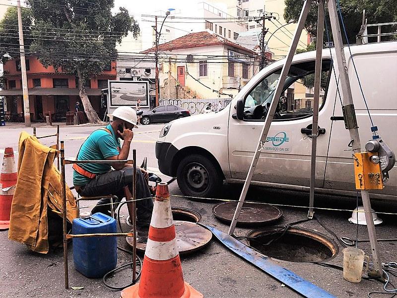 A maioria dos trabalhadores afetados pela medida são técnicos de rede, reparadores e cabistas que ganham de R$ 1,3 mil a R$ 3 mil