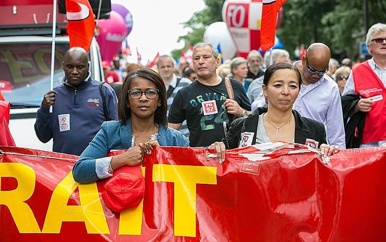 Em resposta a lei impopular, sindicatos prometem nova greve para o dia 15 de setembro