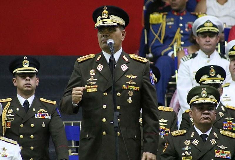 Ganeral Padrino López, comandante das Forças Armadas, diz que Maduro é o único presidente da Venezuela