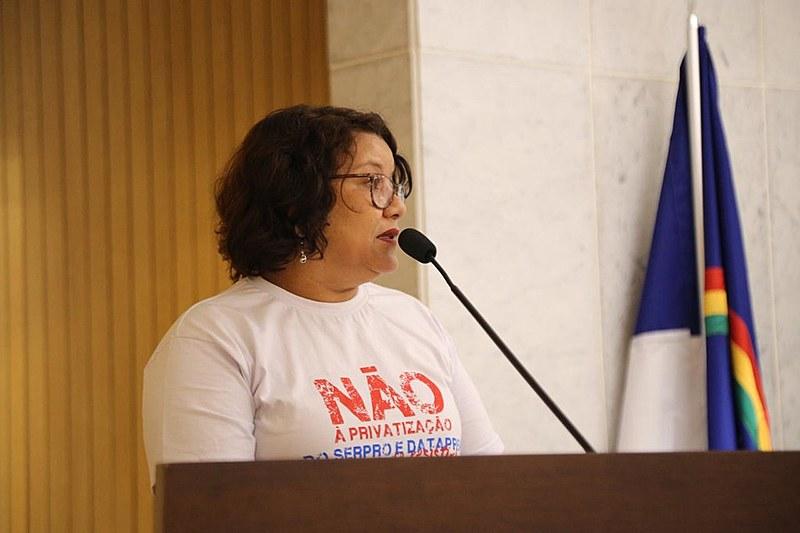 O Brasil de Fato conversou com Sheyla Lima, presidenta do SINDPD-PE