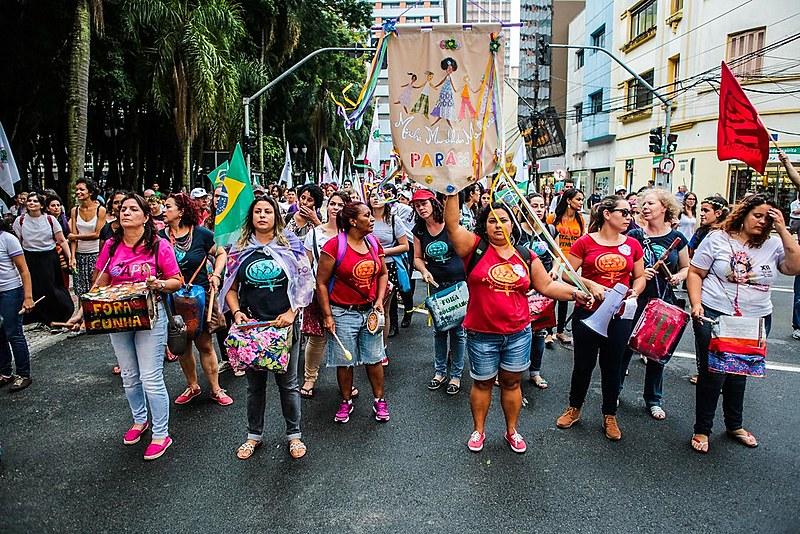 Em Curitiba, o ato terá início às 17h, na Praça Santos Andrade