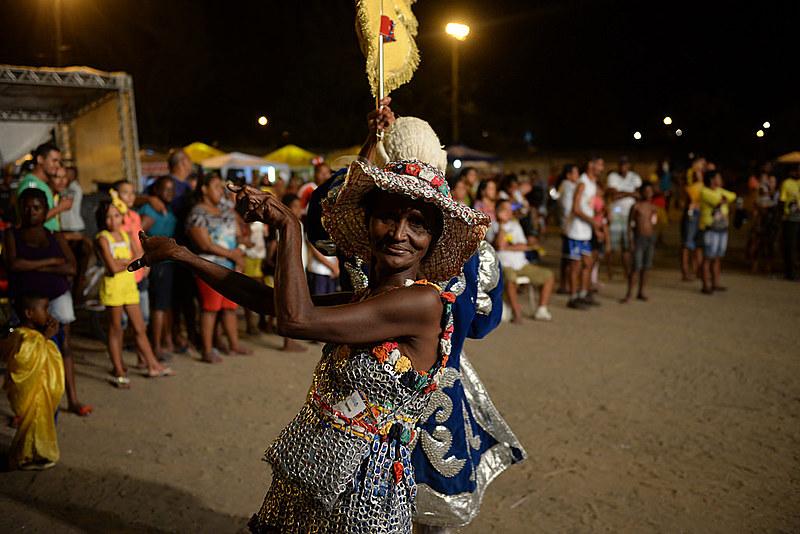 A comunidade também é conhecida pelo polo que abriga durante o carnaval