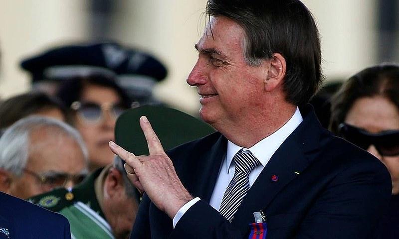 Desde antes de eleito, Bolsonaro apresentava pautas antiambientais